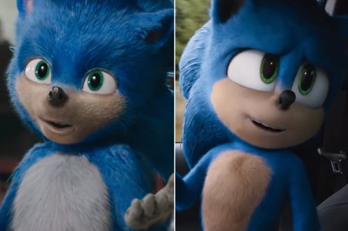 New, less creepy 'Sonic the Hedgehog' trailer wins fan approval