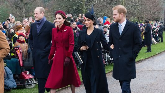 Prince William and Kate Middleton Plan on Visiting Pakistan While Harry and Meghan Have Their Own Trip
