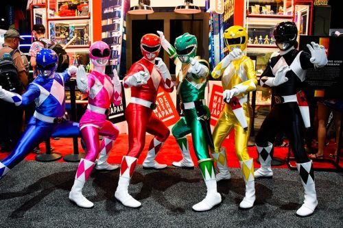 Hasbro's Upcoming 'Power Rangers' Reboot Will Be Both a Film and TV Series