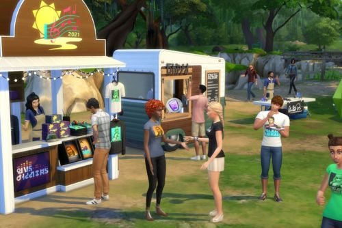 'The Sims 4' To Host In-Game Music Festival With Simlish Songs