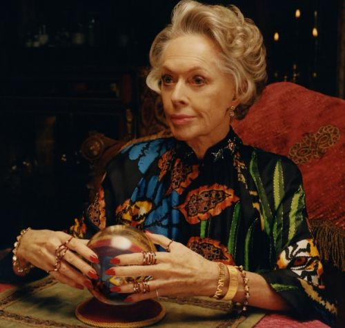 Watch Gucci's Timepieces and Jewellery Campaign Starring Tippi Hedren