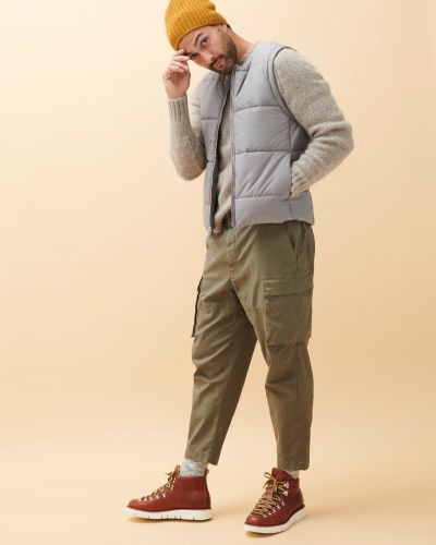 Noah & Charles Layer for Fall in Alex Mill Collection