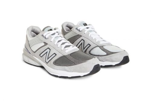 BEAMS & New Balance Team up for Mismatched 990v5