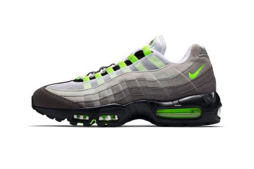 """The Nike Air Max 95 OG """"Neon"""" Is Rumored to Be Re-Releasing This Year"""
