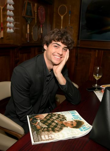 Noah Centineo Gushes Over His 'Crush' Selena Gomez And Reveals Where He Would Take Her On A Date