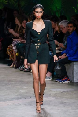 Versace: Ready-To-Wear SS20