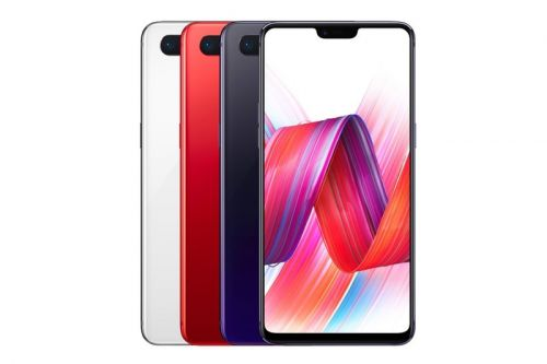 The Oppo R15 Could Have Hinted at the New OnePlus 6 Design