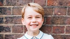 Prince George Turns Five, Palace Celebrates With Adorable Snapshot