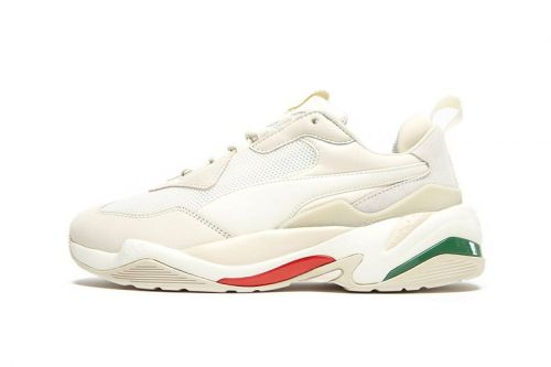 PUMA Injects the Italian Flag Into Its Latest Thunder Spectra