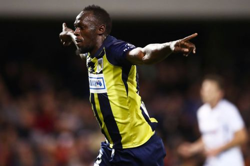 Usain Bolt Follows up His Impressive Football Goals With a Two-Year Contract Offer