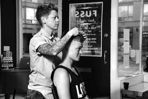The Dress Code Project Helps Salons Provide Safe Spaces for the LGBTQ+ Community