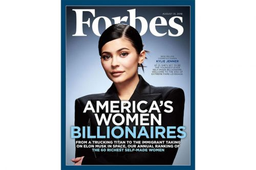 Kylie Jenner, 20, Has the Highest Net Worth in Her Family: Forbes