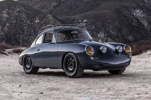 Emory Motorsports Creates World's First AWD Porsche 356 Coupe