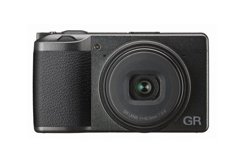Ricoh Unveils the Lightweight Gr III Compact Camera