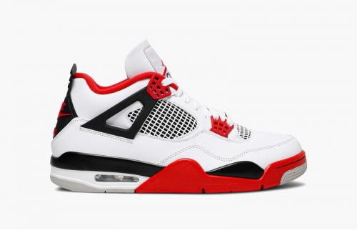 """GOAT Celebrates Air Jordan 4 """"Fire Red"""" Release and the Best Red Jordans of All-Time"""