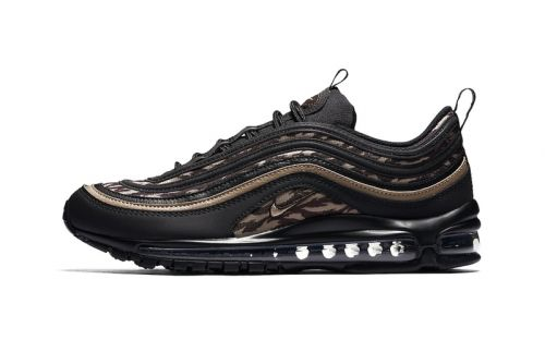 "Nike Spotlights the Air Max 97 With New ""Tiger Camo"" Pack"