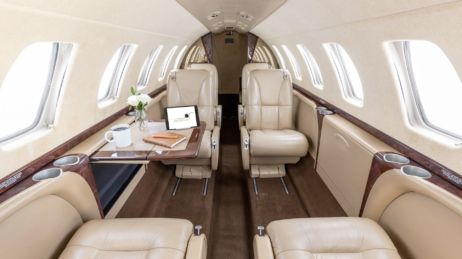 The Ultimate Private Jet Polo Package