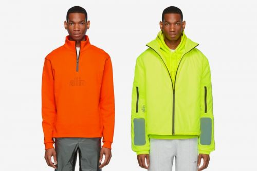 Highlighter Orange & Yellow Dominate SSENSE's Exclusive all in Capsule