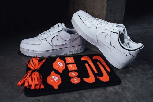 Nike's New Air Force 1/1 Is Completely Customizable