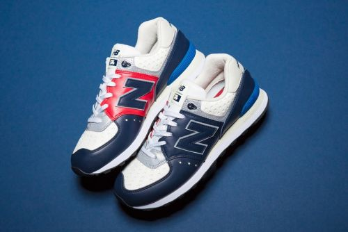 Mita sneakers & WHIZ LIMITED Give the New Balance 574 a Familiar Starry Design