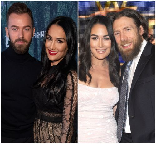 Nikki and Brie Bella's Men Artem Chigvintsev and Daniel Bryan Are 'Bonding More' Following Pregnancies