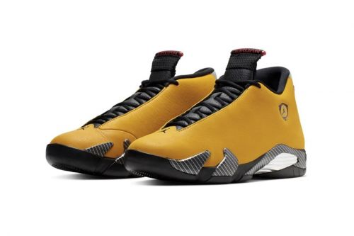 "Jordan Brand Revisits the Air Jordan XIV ""Ferrari"" With a Reversed Colorway"