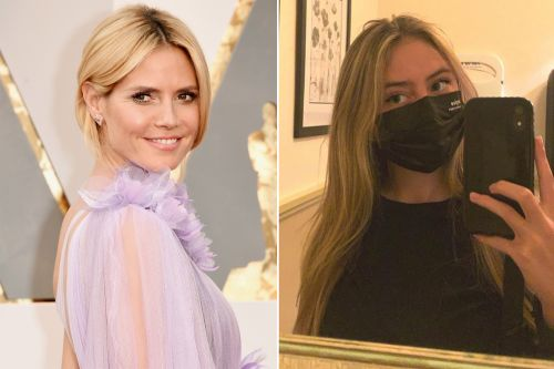 Heidi Klum says daughter Leni, 16, is now interested in modeling