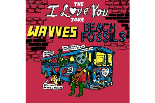 Wavves & Beach Fossils Announce 'I Love You' Joint Tour