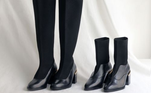Universal Standard steps into footwear for the first time