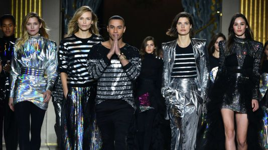 Olivier Rousteing Is Relaunching Couture at Balmain