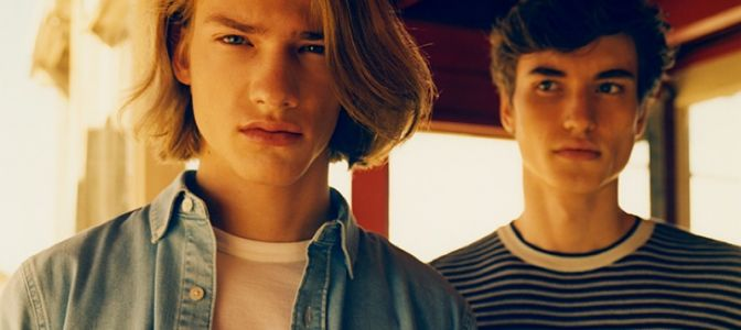 Topman Proposes Relaxed Summer Style