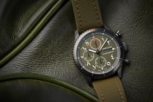 Breitling Launches Three Limited-Edition Watches Exclusively for the Middle East