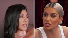 Kim Kardashian Goes Off On Kourtney For Having 'Too Many F**king Boundaries'