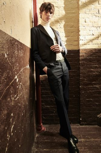 Boglioli Serves Up Classic Essentials with Fall '20 Collection