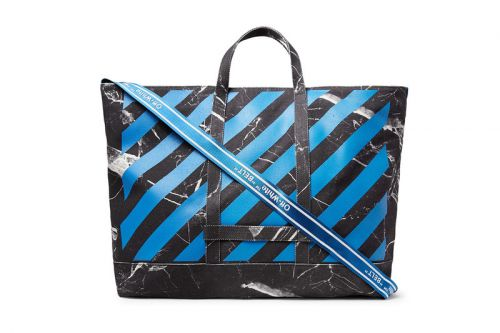 Off-White™'s MR PORTER-Exclusive Tote Bag Is Now Available