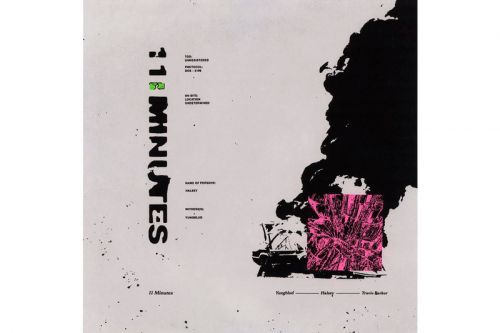 """Halsey Shares """"11 Minutes"""" Single Feat. Yungblud & Travis Barker"""