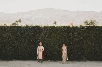 This Gorgeous Indian Wedding in Palm Springs Will Blow You Away