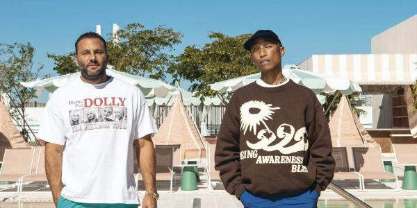 Pharrell Williams & David Grutman's New Hotel Promises to Be a Good Time