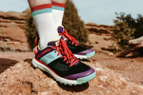 Topo Designs Joins Danner for Multi-Color Trail 2650 Inspired by '90s Mountain Sport Style