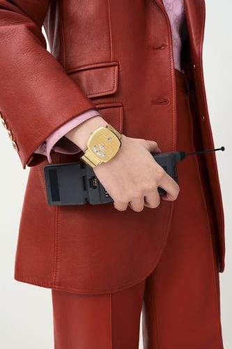 Gucci Presents an Extended Grip Range of Sophisticated Chronograph Timepieces