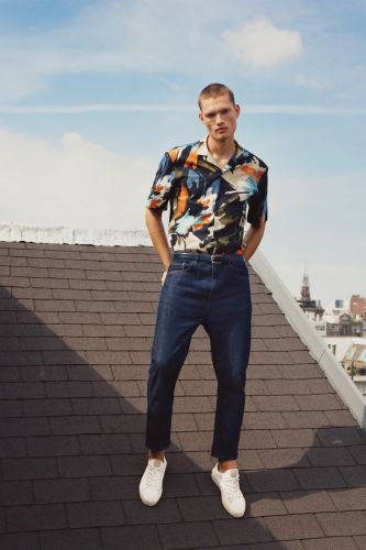 William Tackles Summer Style with Zara