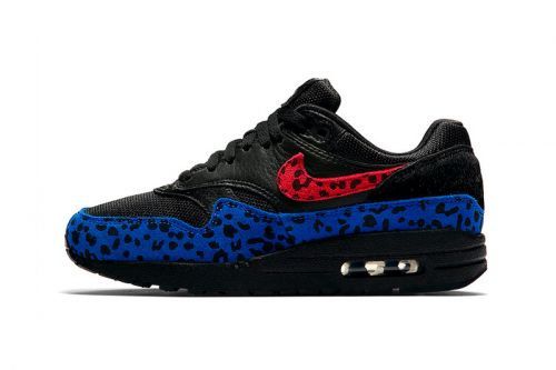 "Nike Air Max 1 & Air Max 98 to Release in ""Black Leopard"""