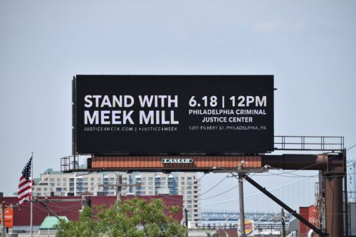 Meek Mill Reportedly Hosting Massive Protest On Monday