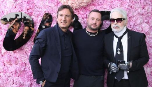 Kim Jones Juggles Fendi, Katie Grand is Out of LOVE, and more of the news you missed