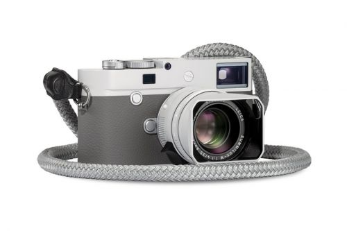 """Leica's Latest Craft Is a Matte Grey, Leather-Wrapped M10-P """"Ghost Edition"""" For HODINKEE"""