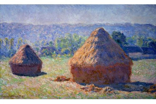 Museum Barberini Spotlights Claude Monet's Iconic Landscape Paintings
