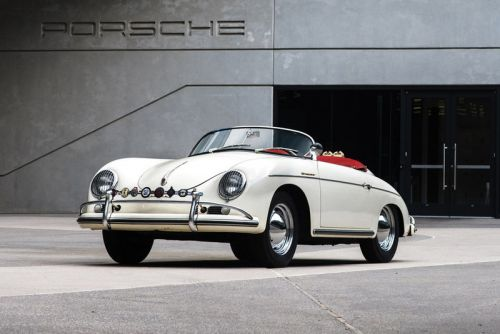 This Classic 1956 Porsche Super Speedster Could be Yours