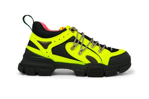 Gucci's Latest Flashtrek Boot Is Hard to Miss