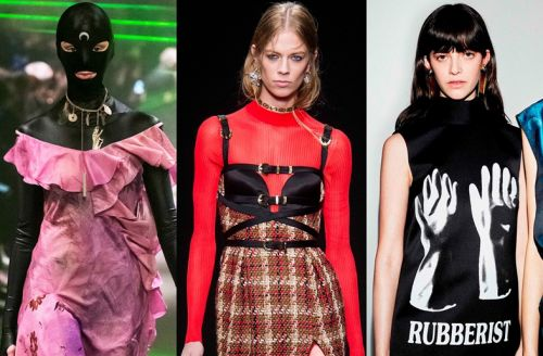 Fashion is having a fetish moment