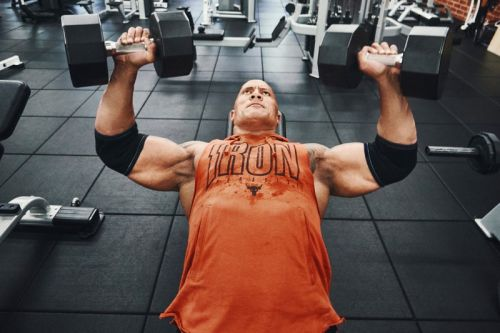 """Dwayne """"The Rock"""" Johnson x Under Armor """"Iron Paradise Tour"""" Collection Is Inspired by Classic Rock & Roll Music"""